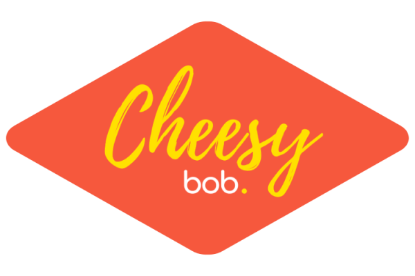 Cheesy Bob Grilled Cheese