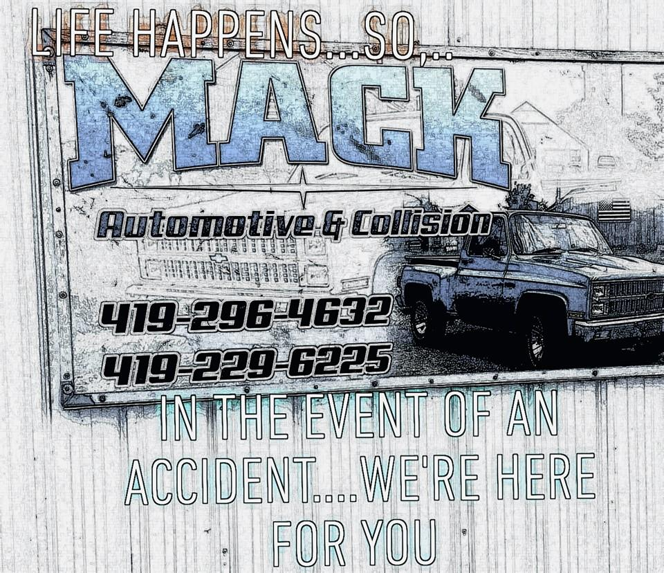 Mack Automotive and Collision