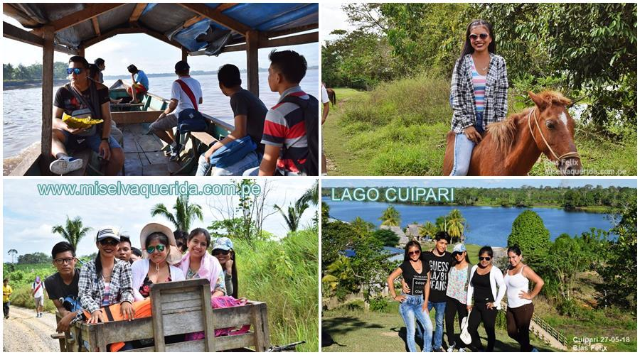 Actividades en el Tour al Lago Cuipari