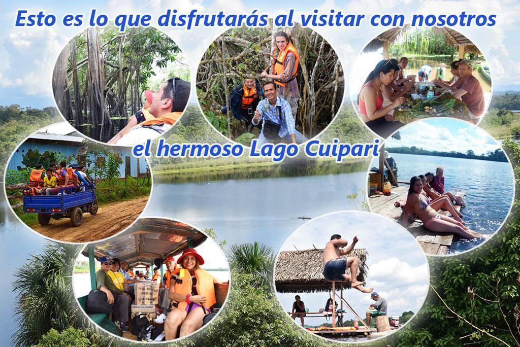 Lago Cuipari Turismo Ecologia Aventura