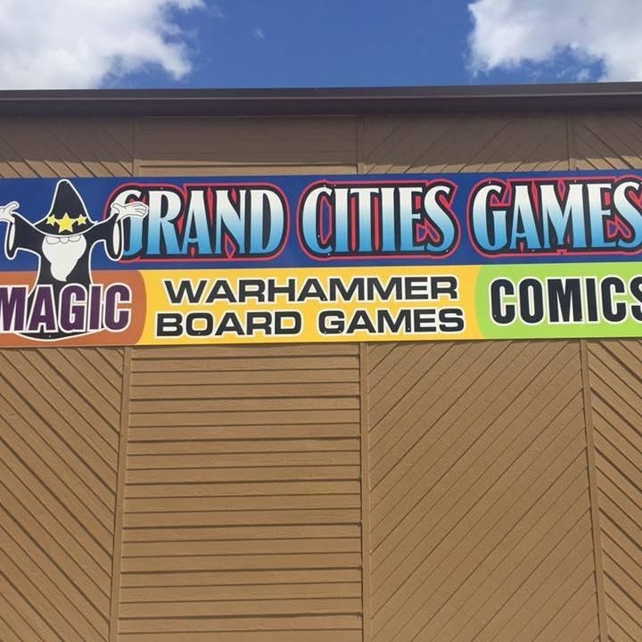 Grand Cities Games