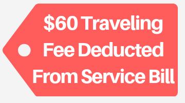 $60 Traveling Fee