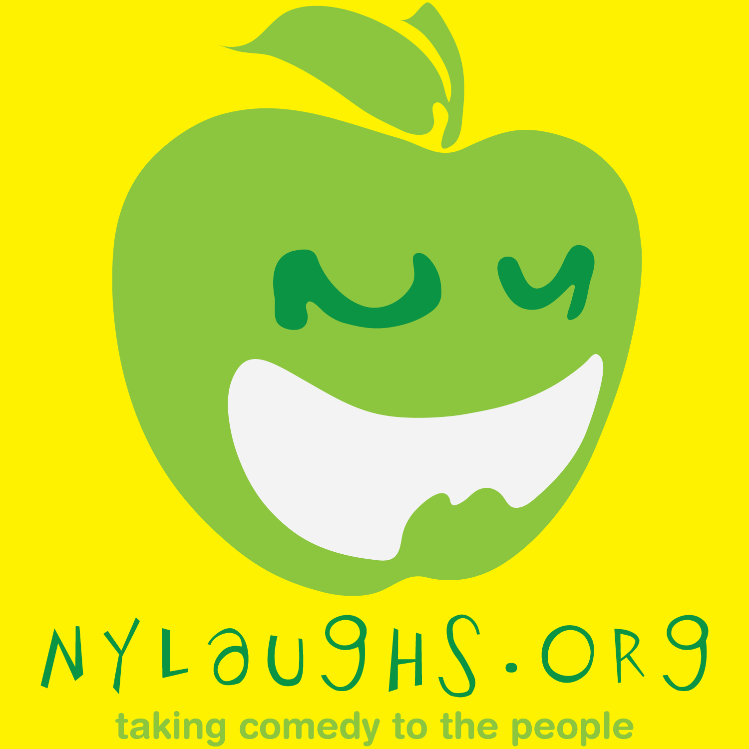 NYLaughs.org        Free Comedy in Public Spaces For a Better NYC