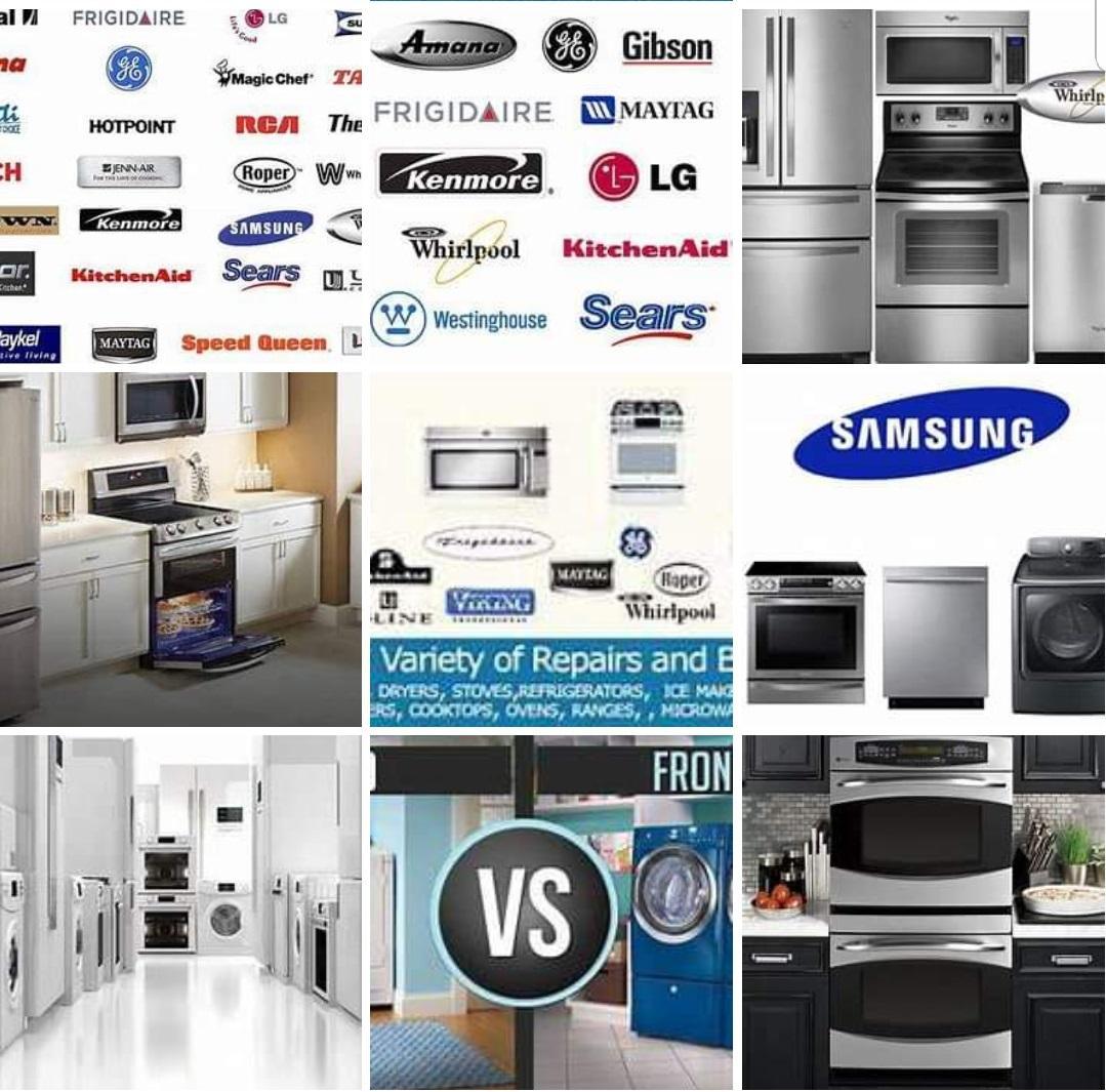 Home Aj S Appliance Repair Llc