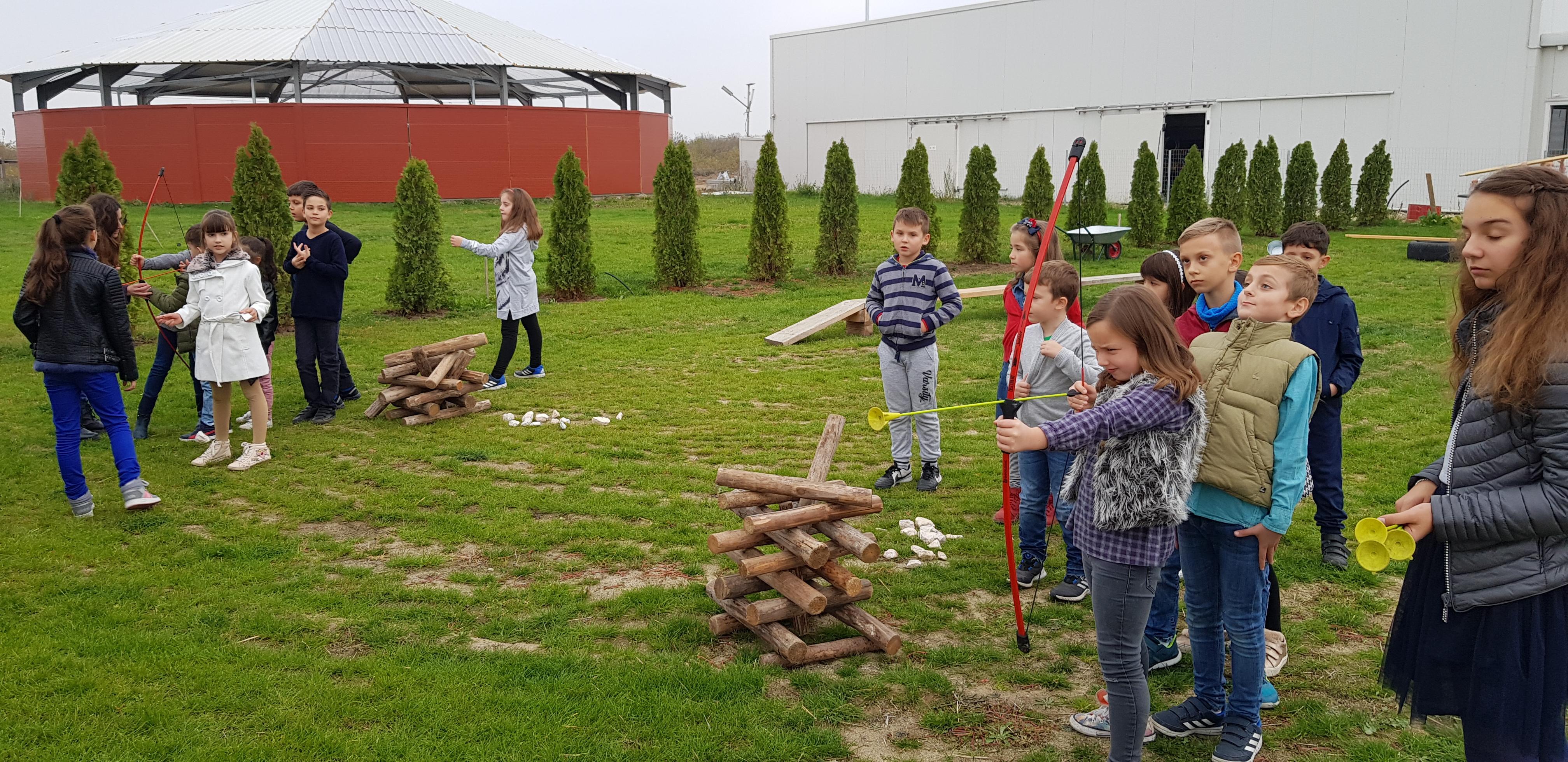 Детско парти в комплекс ФригоПан