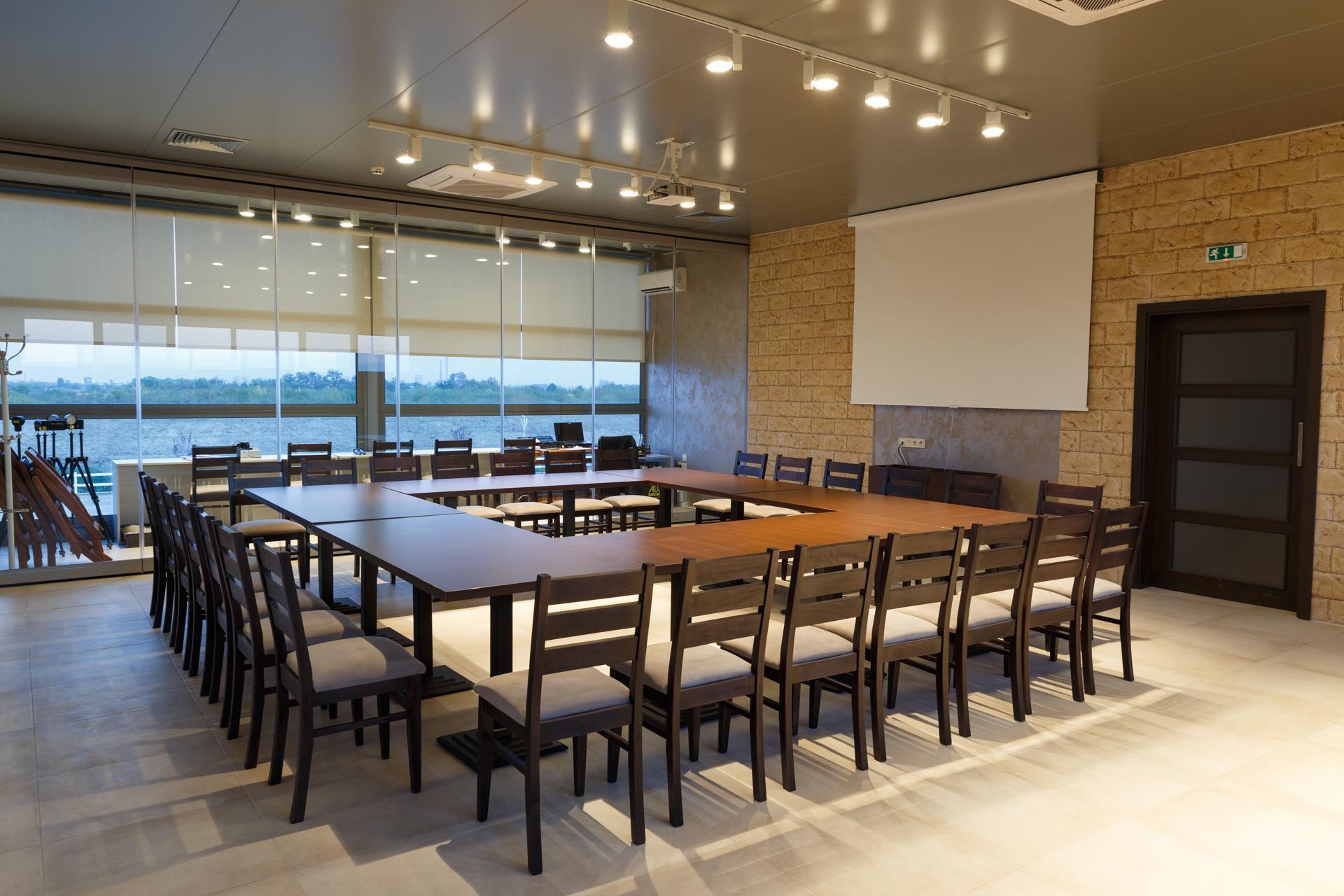 Конферентната зала на ФригоПан