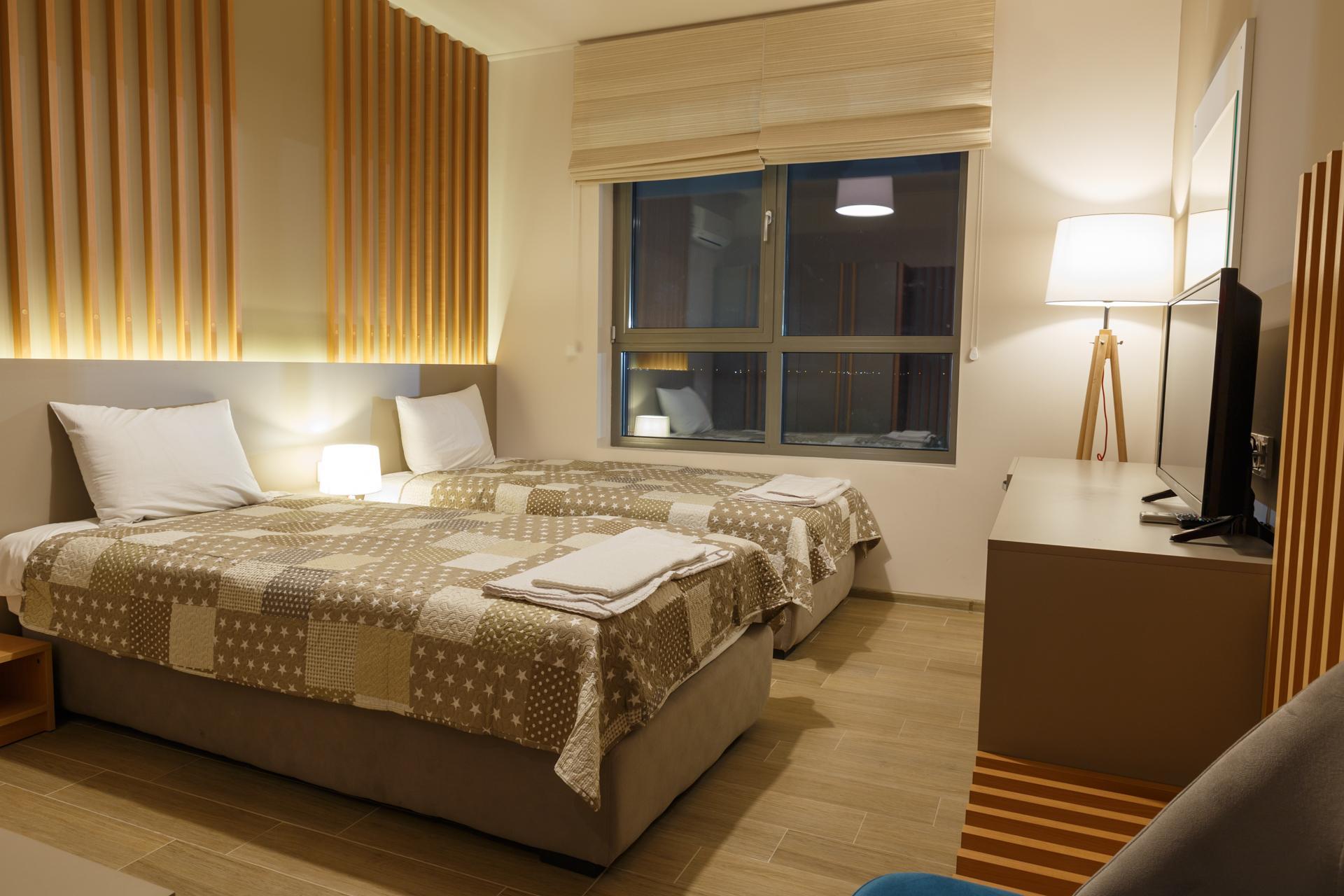Двойна стандартна стая в хотел ФригоПан