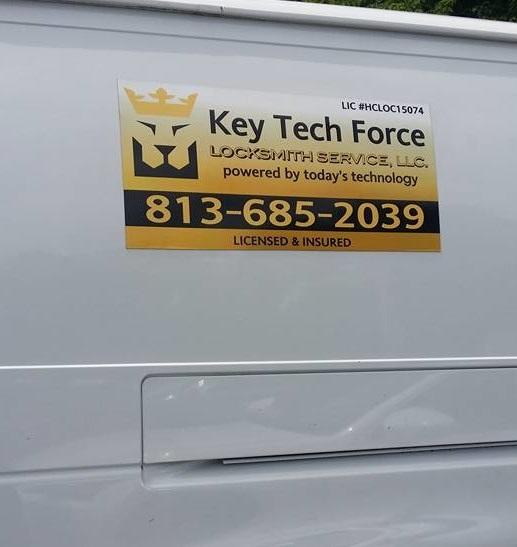 KEY TECH FORCE Locksmith service LLC.