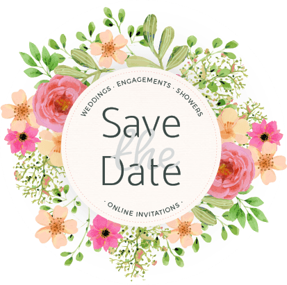 home save the date online