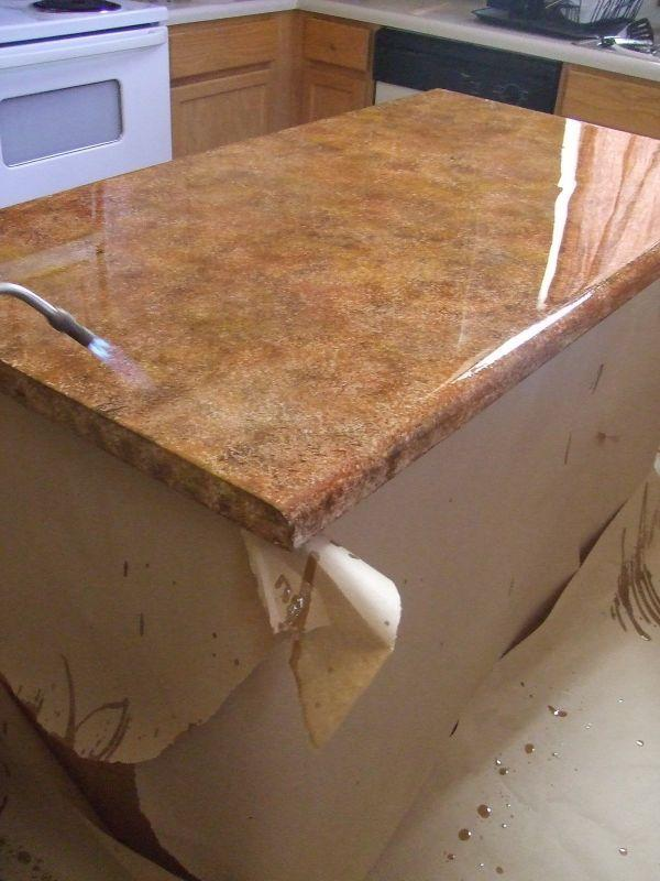 Custom Countertops and More