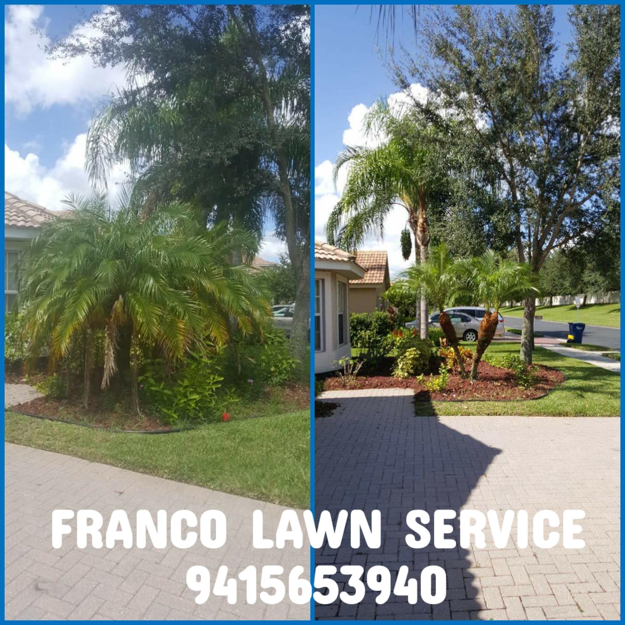 Franco Lawn Service