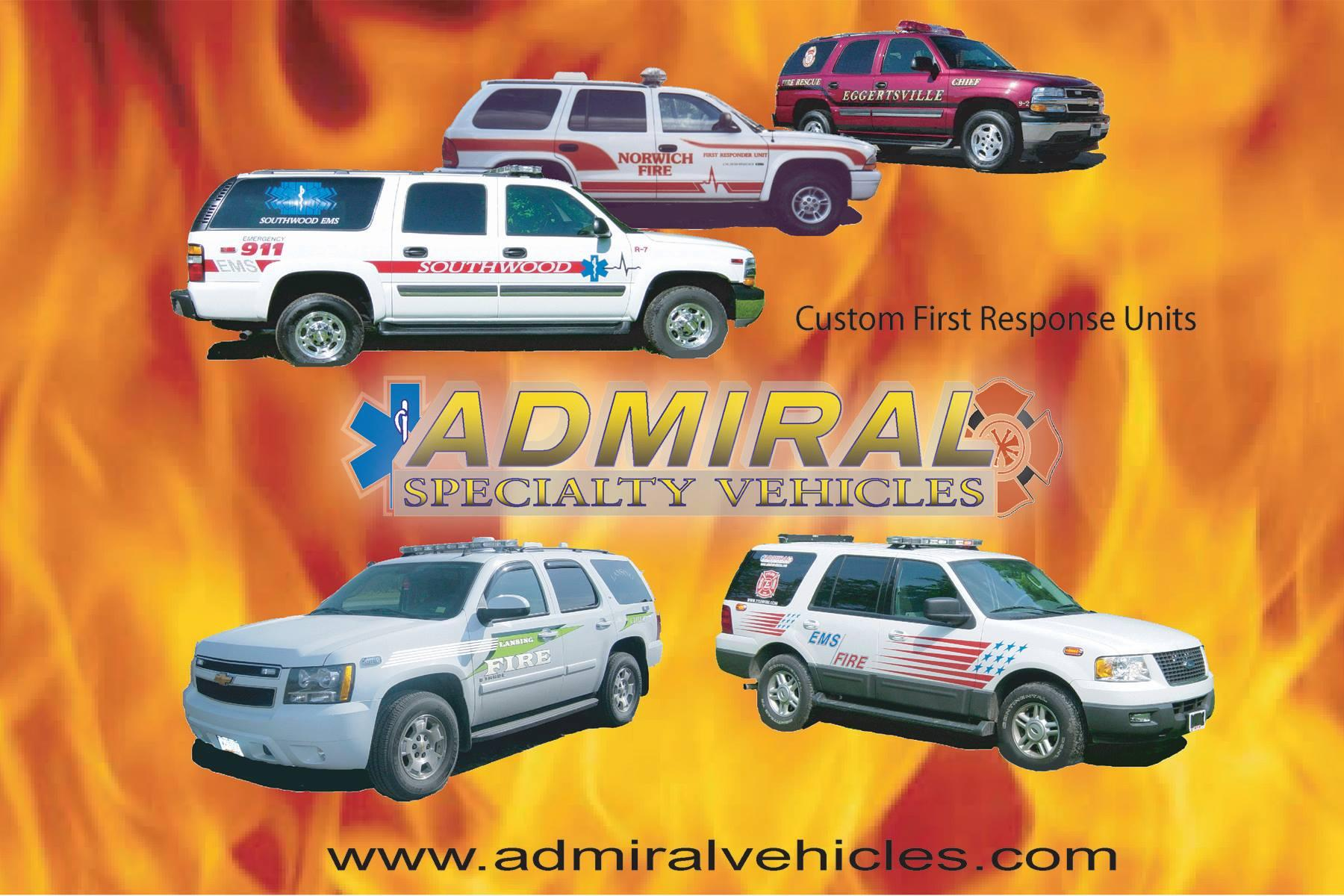 Home | Admiral Specialty Vehicles
