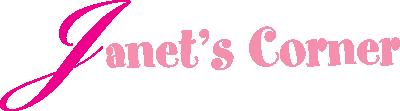 Janet's Corner