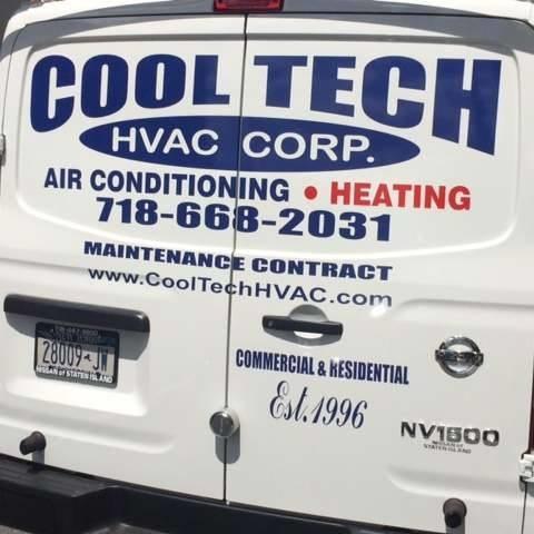 Cool Tech HVAC Corp
