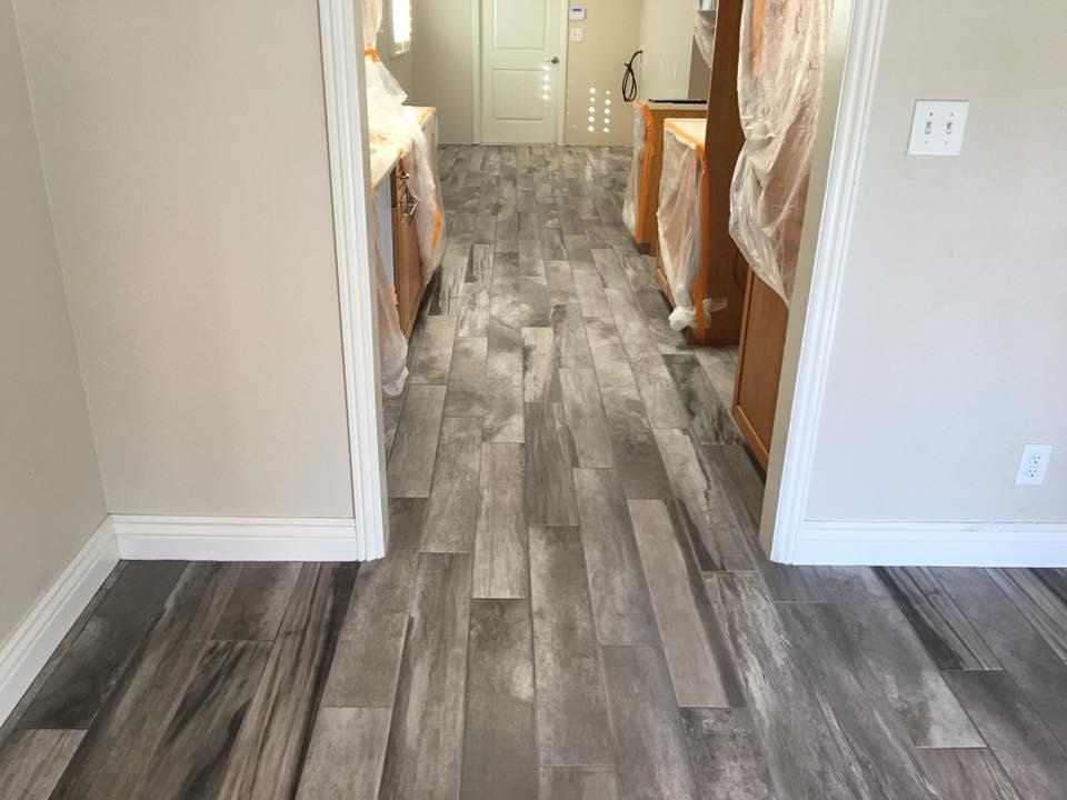 Pacific Coast Tile Installation