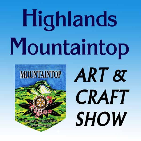 Highlands Mountaintop  Art and Craft Show