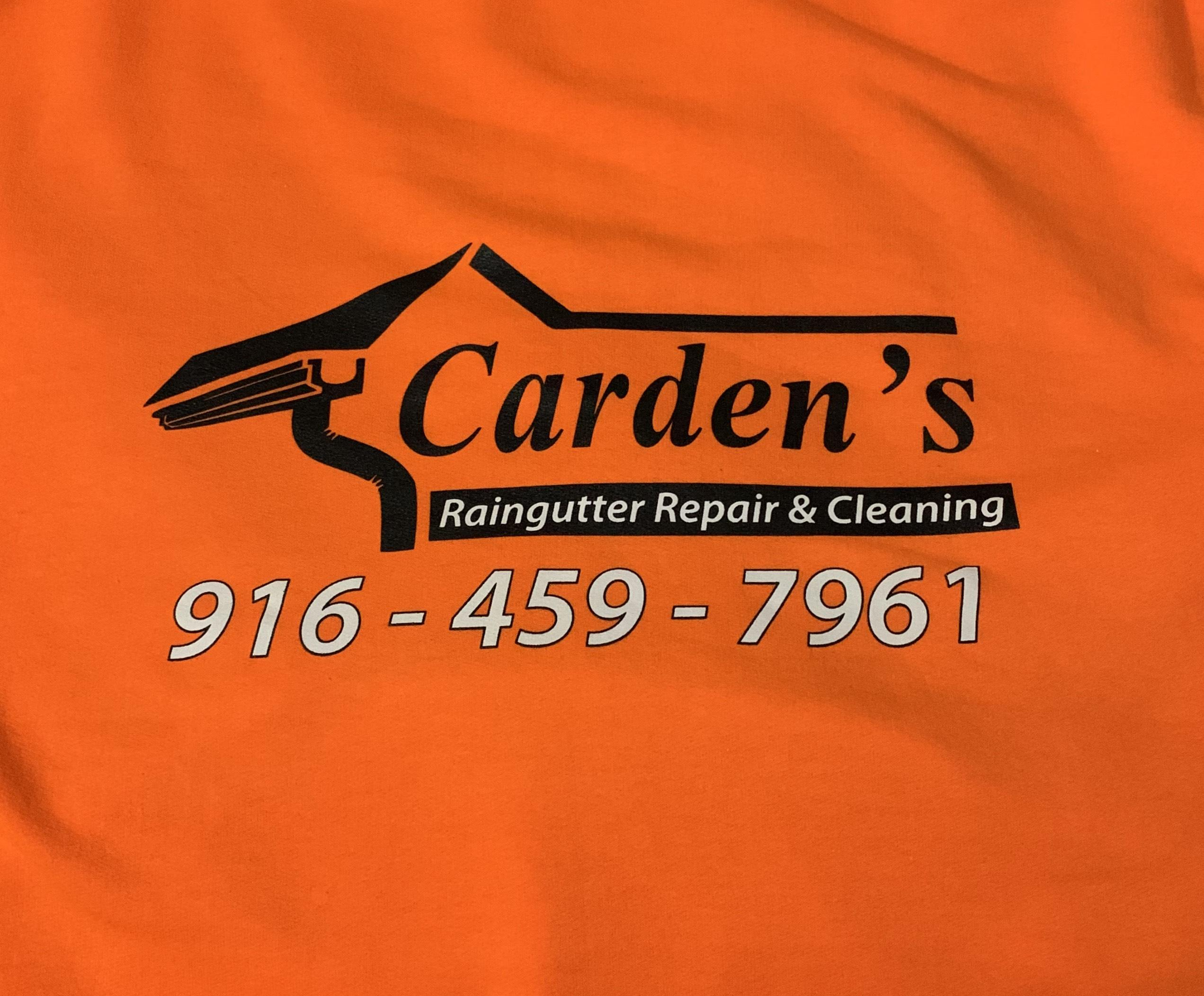 Carden's Raingutter Repair and Cleaning