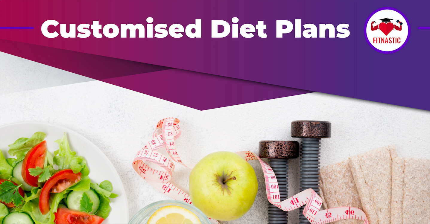 CUSTOMIZED DIET PLANS