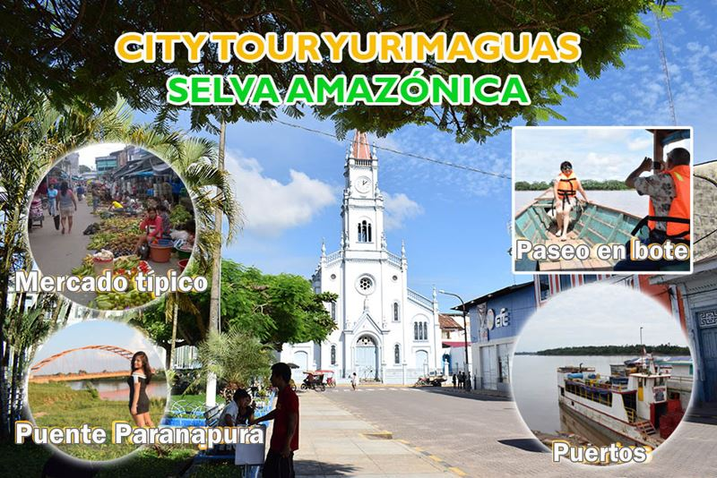 City Tour en Yurimaguas