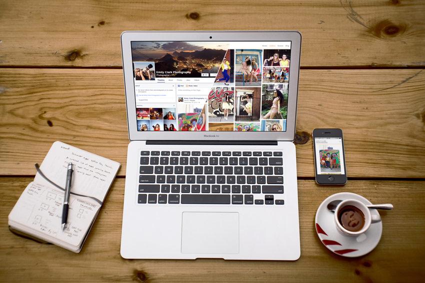 Pagevamp | Web za 3 minuty z Facebook stránky