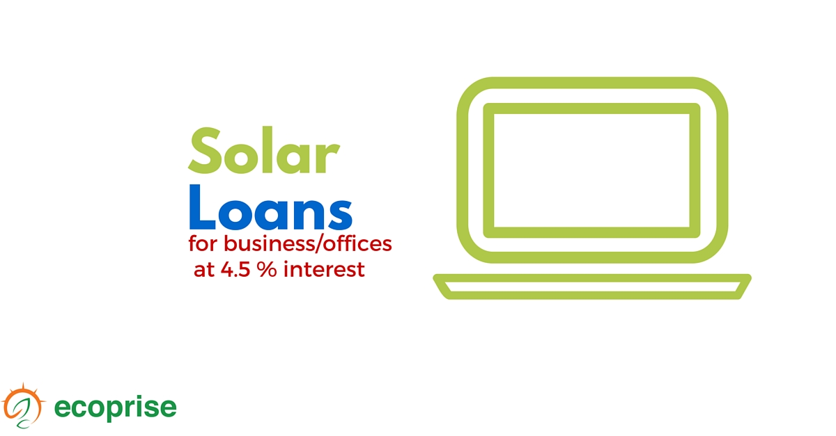 Solar Loans Commercial