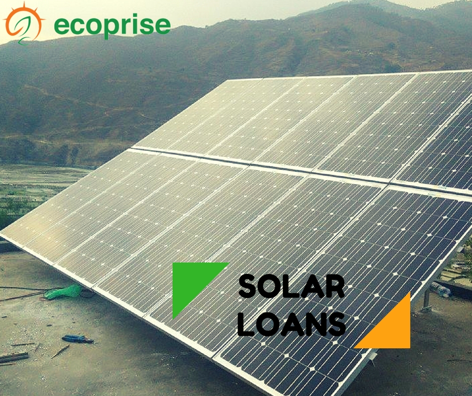 Solar Electricity - Residential | Ecoprise