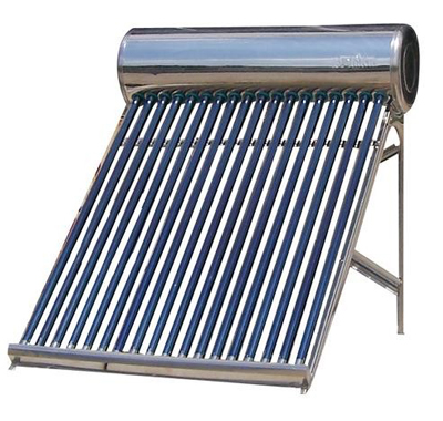 Solar Water Heater 250L Stainless Steel