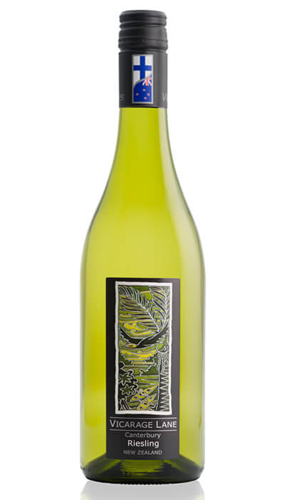Canterbury Riesling - New Zealand White Wine by Vicarage Lane