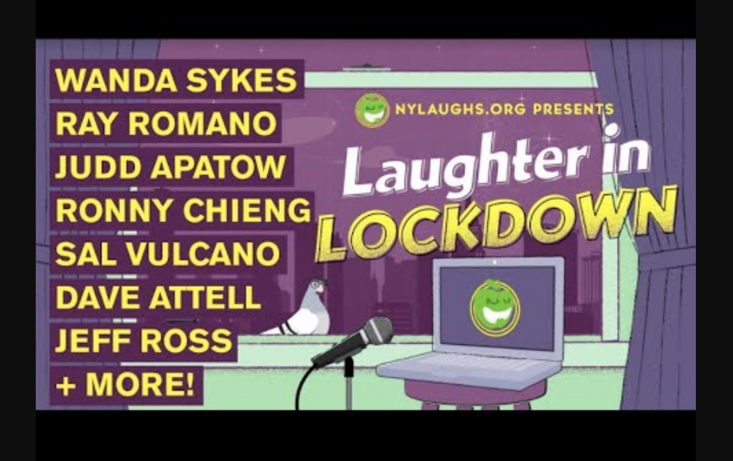 Laughter in Lockdown 2020!