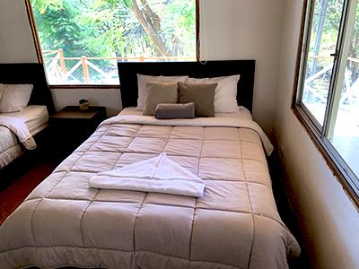 Habitación STANDARD DOBLE Hotel Ocotal