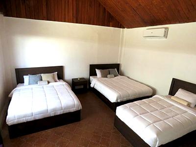 Habitación Familiar Hotel Ocotal