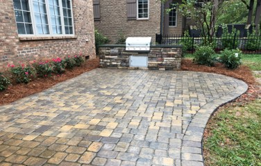 Complete Landscape Renovation