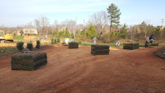 Landscape Design, Clayton, NC