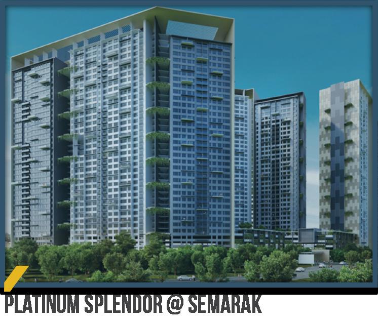 Platinum Splendor @ Semarak