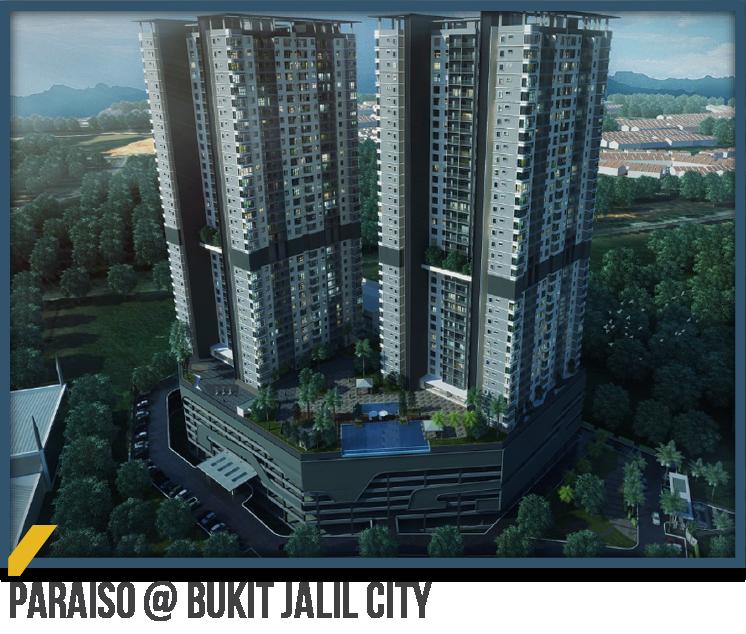 Paraiso @ BUKIT JALIL CITY