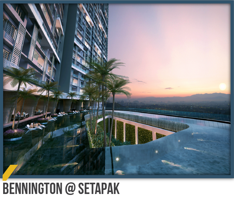 Bennington @ Setapak