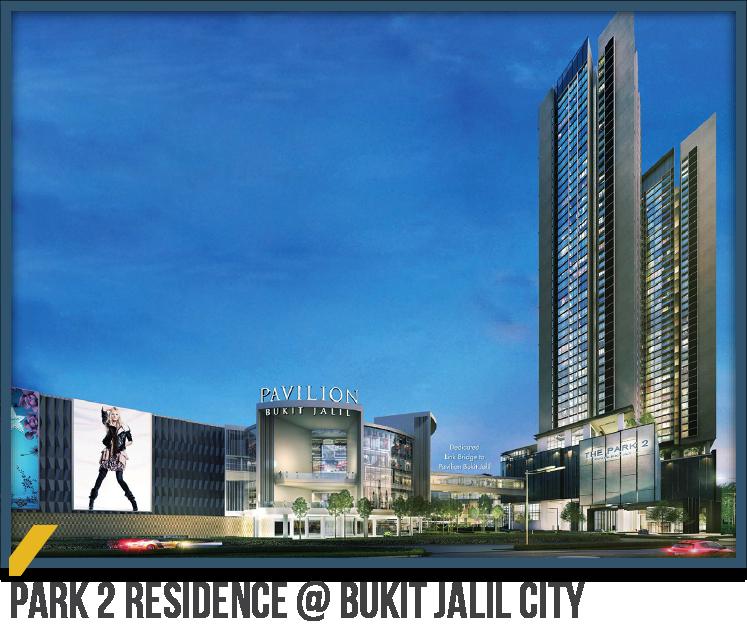 Park 2 Residence @ BUKIT JALIL CITY