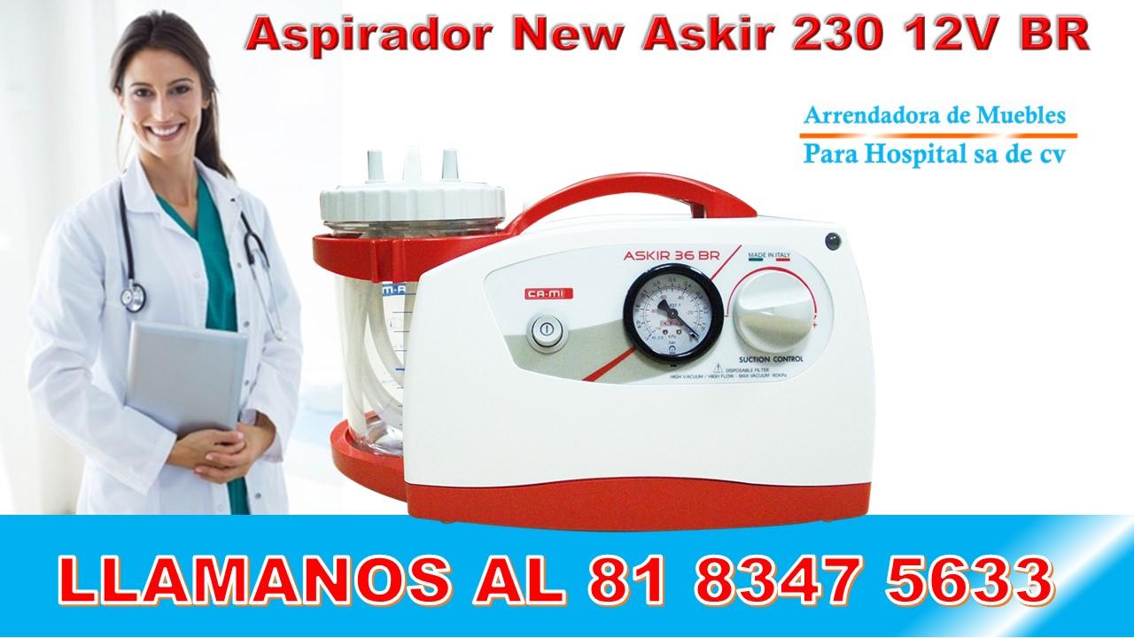 Aspirador New Askir 230 12V BR