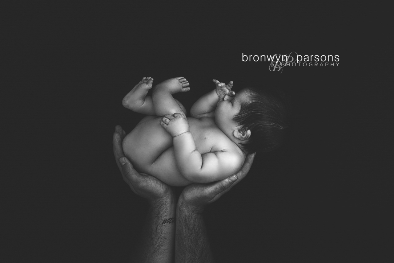 Newborn  Photographer Bronwyn Parsons Photography
