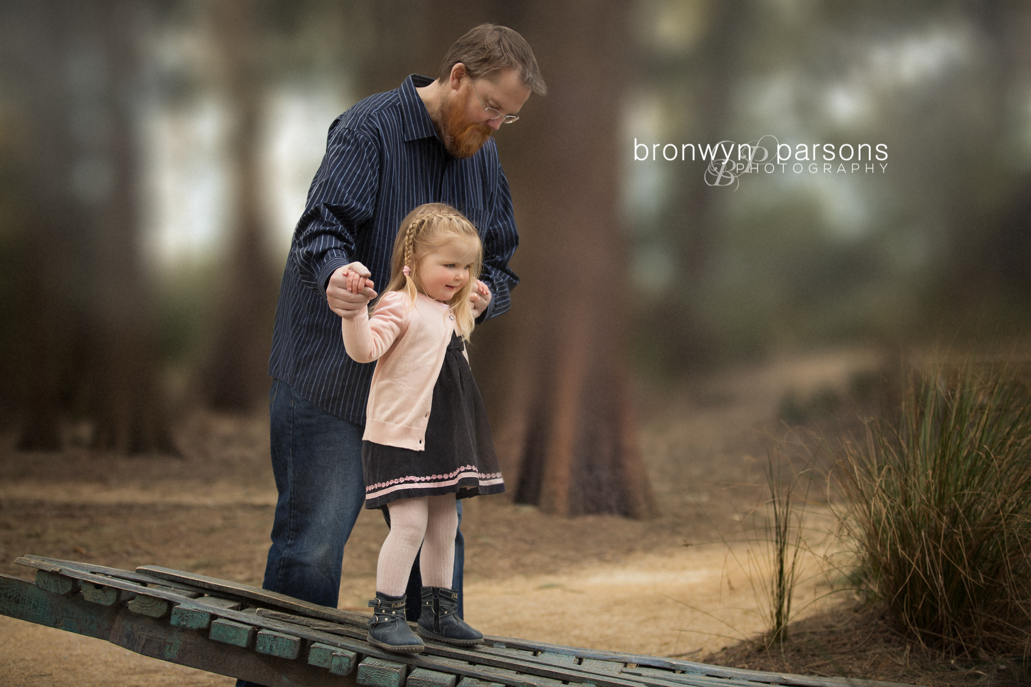Father and Children Family Photography Canberra
