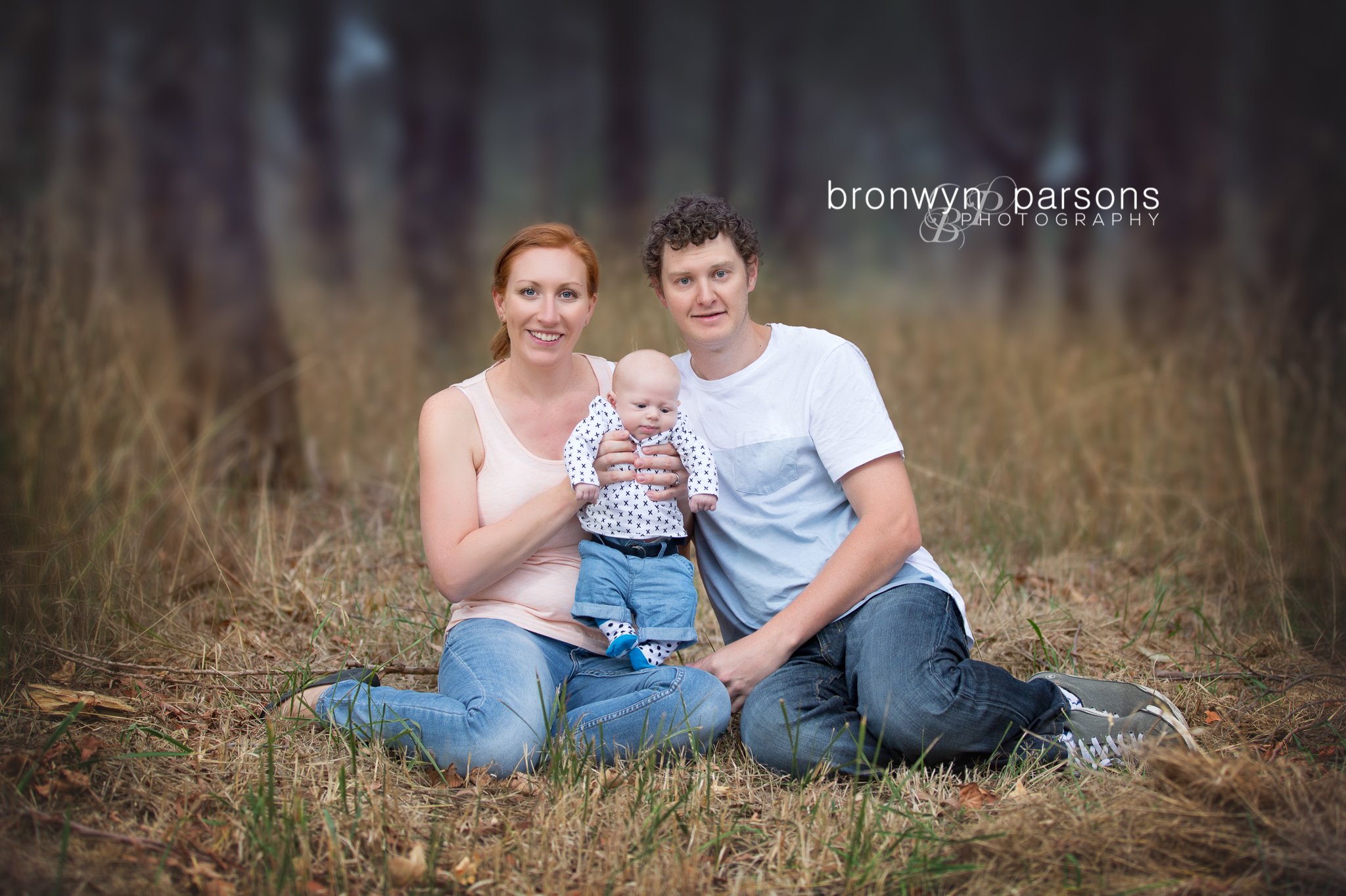 Baby family outdoor photography Canberra
