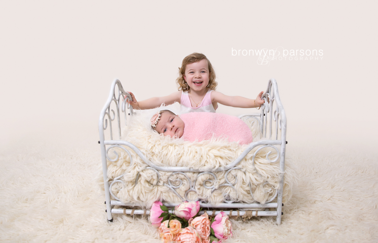 Sibling Newborn Photographer Canberra