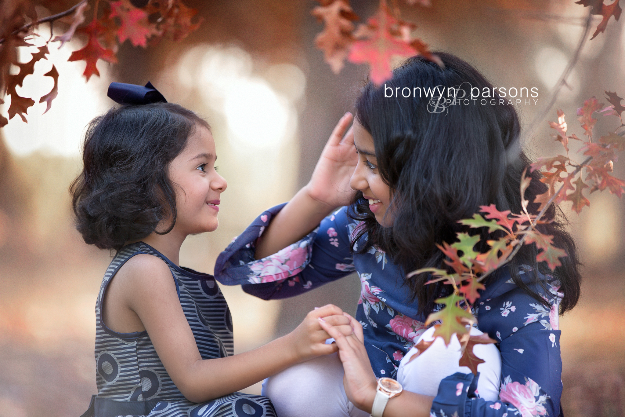 sisters sibling family photography canberra bronwyn parsons photography