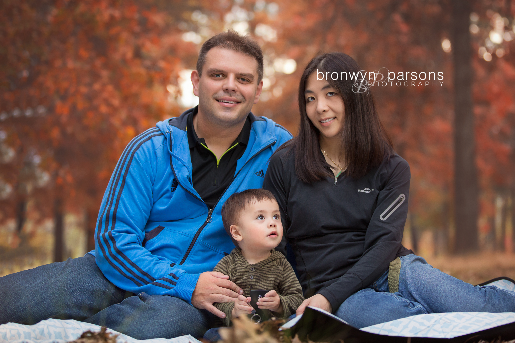 Autumn Family Photographer Canberra