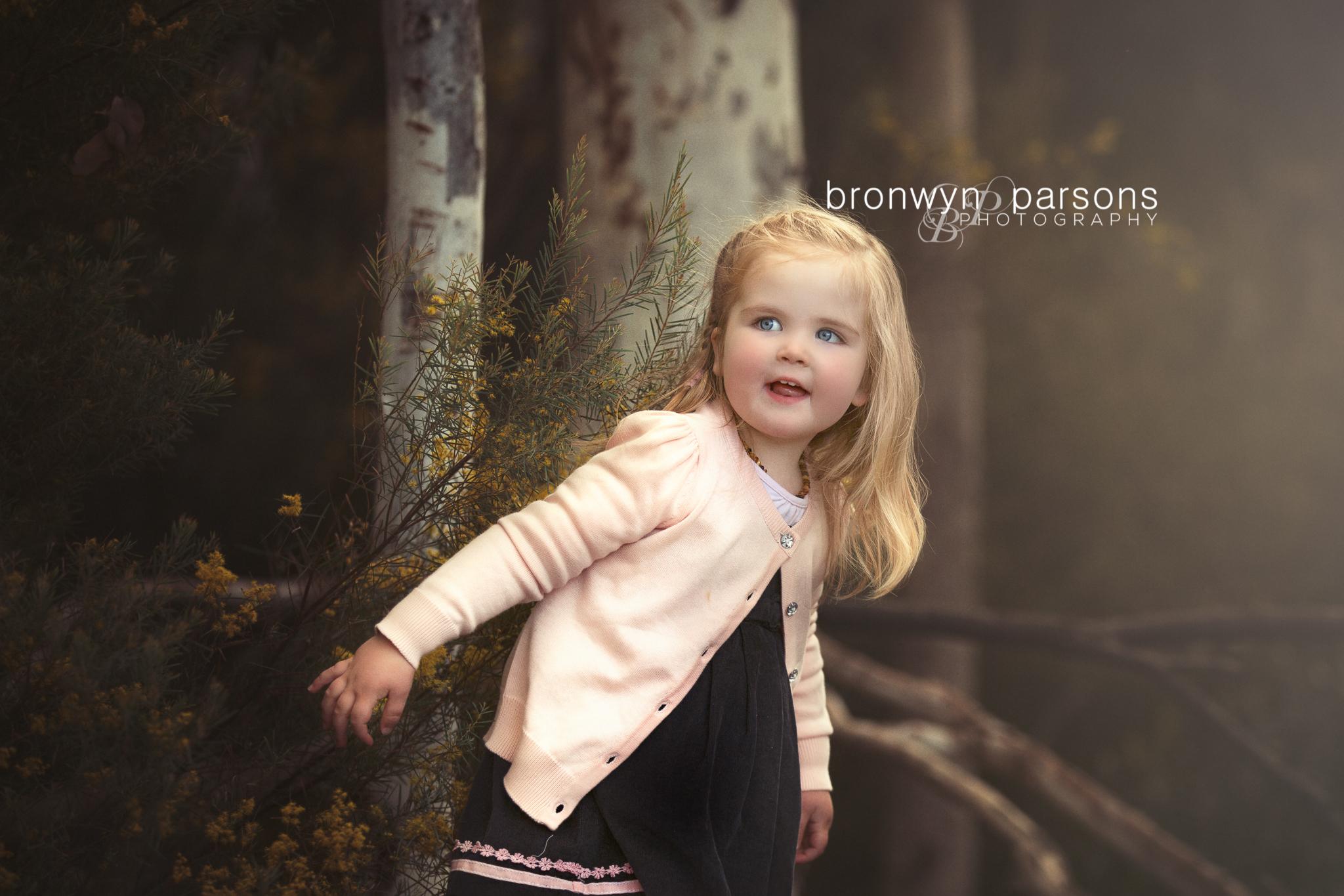 Children's portrait photography canberra