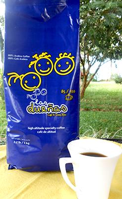 Las Dueñas Café de Costa Rica
