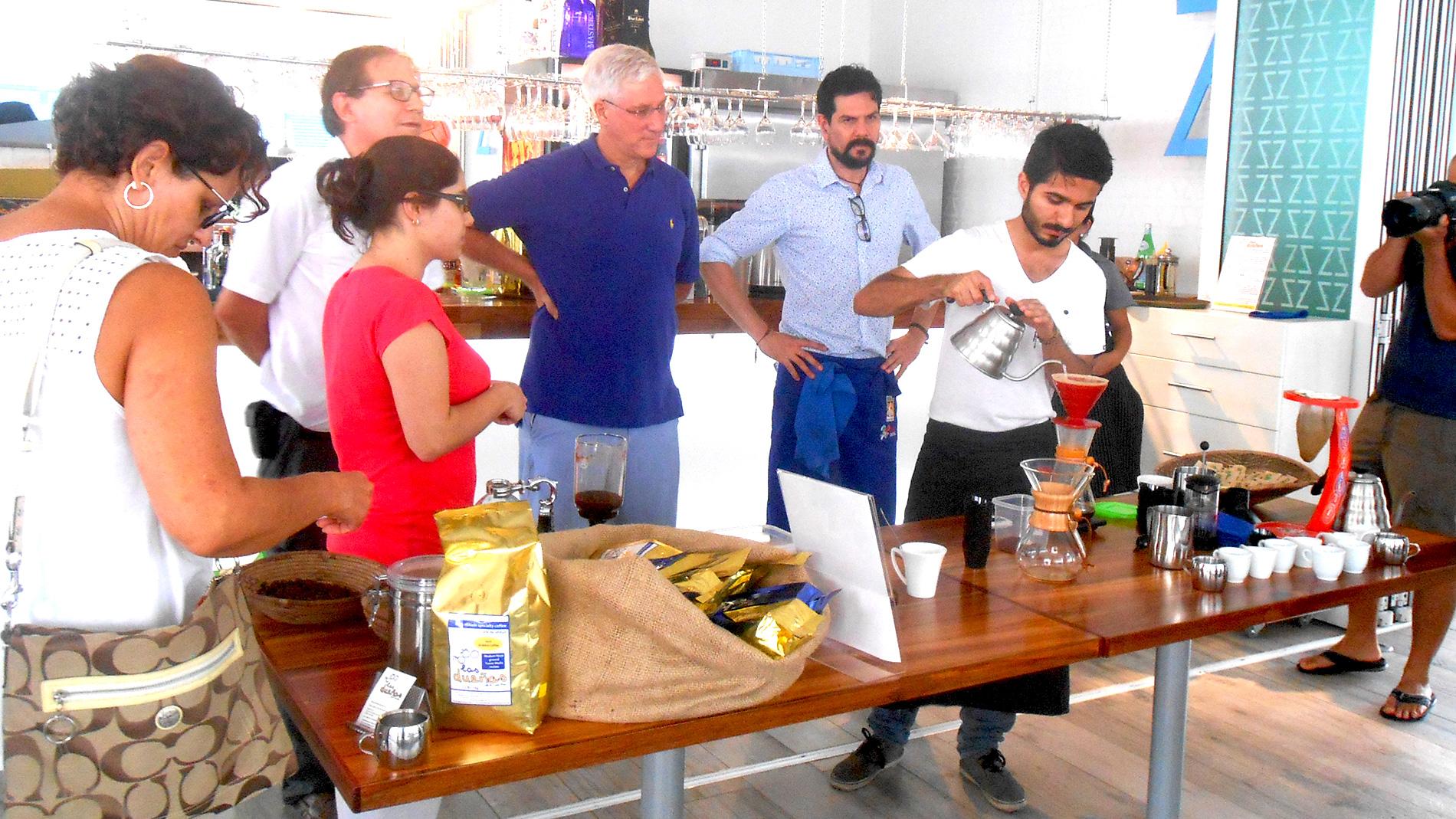 LAS DUEÑAS COSTA RICA COFFEE