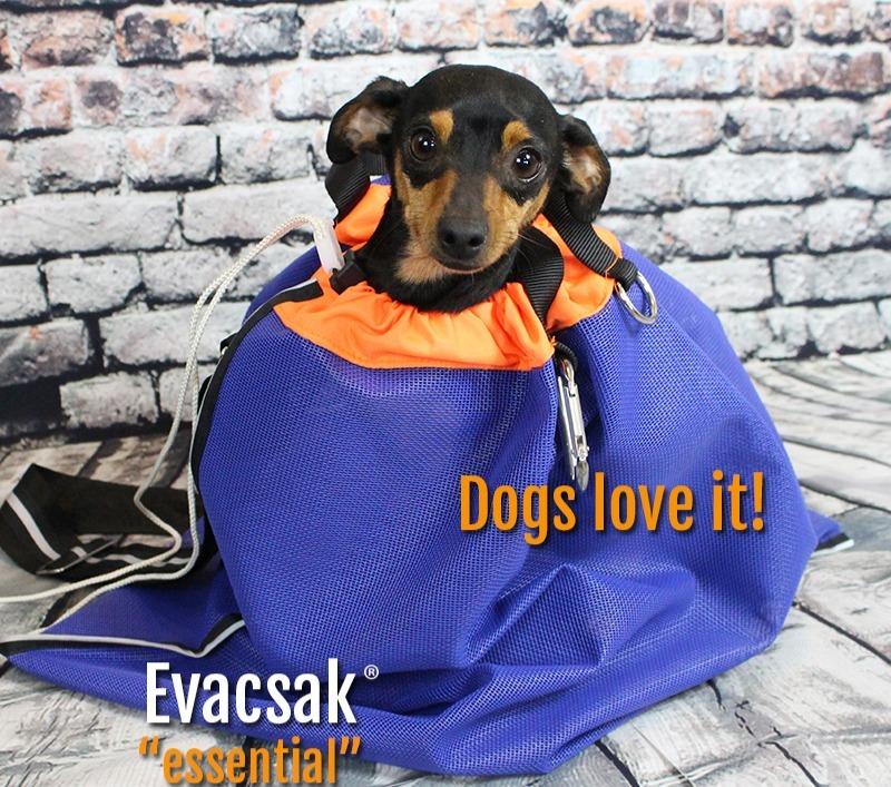 EvacSak Pet First Aid CECAD