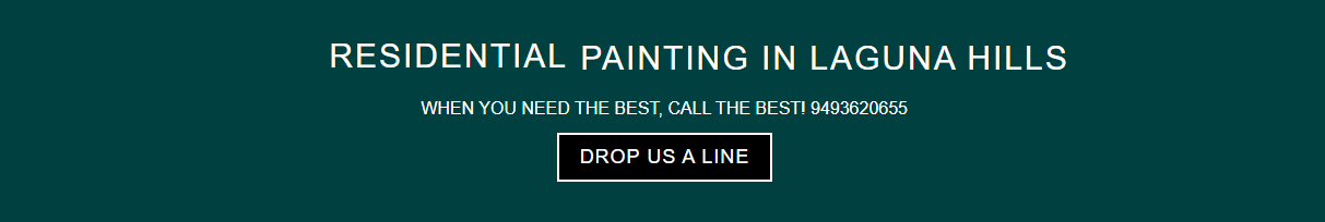 Residential Painting in Laguna Hills