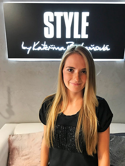 Aneta Dvořáková @stylebykb blogerka